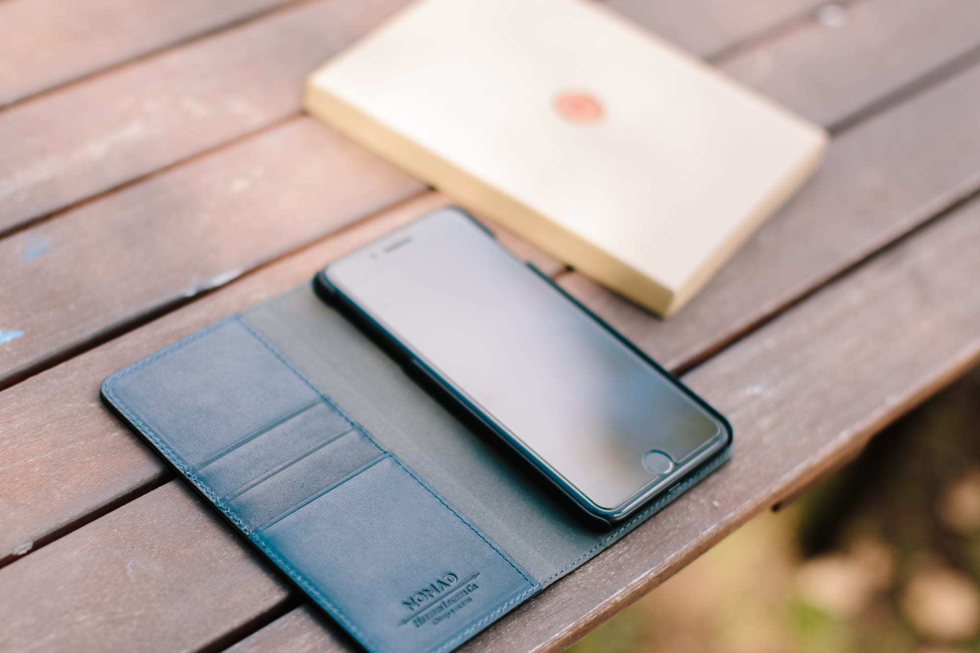 half off ef0b5 eff35 REVIEW: The Nomad Leather Folio Case For iPhone 7 Plus