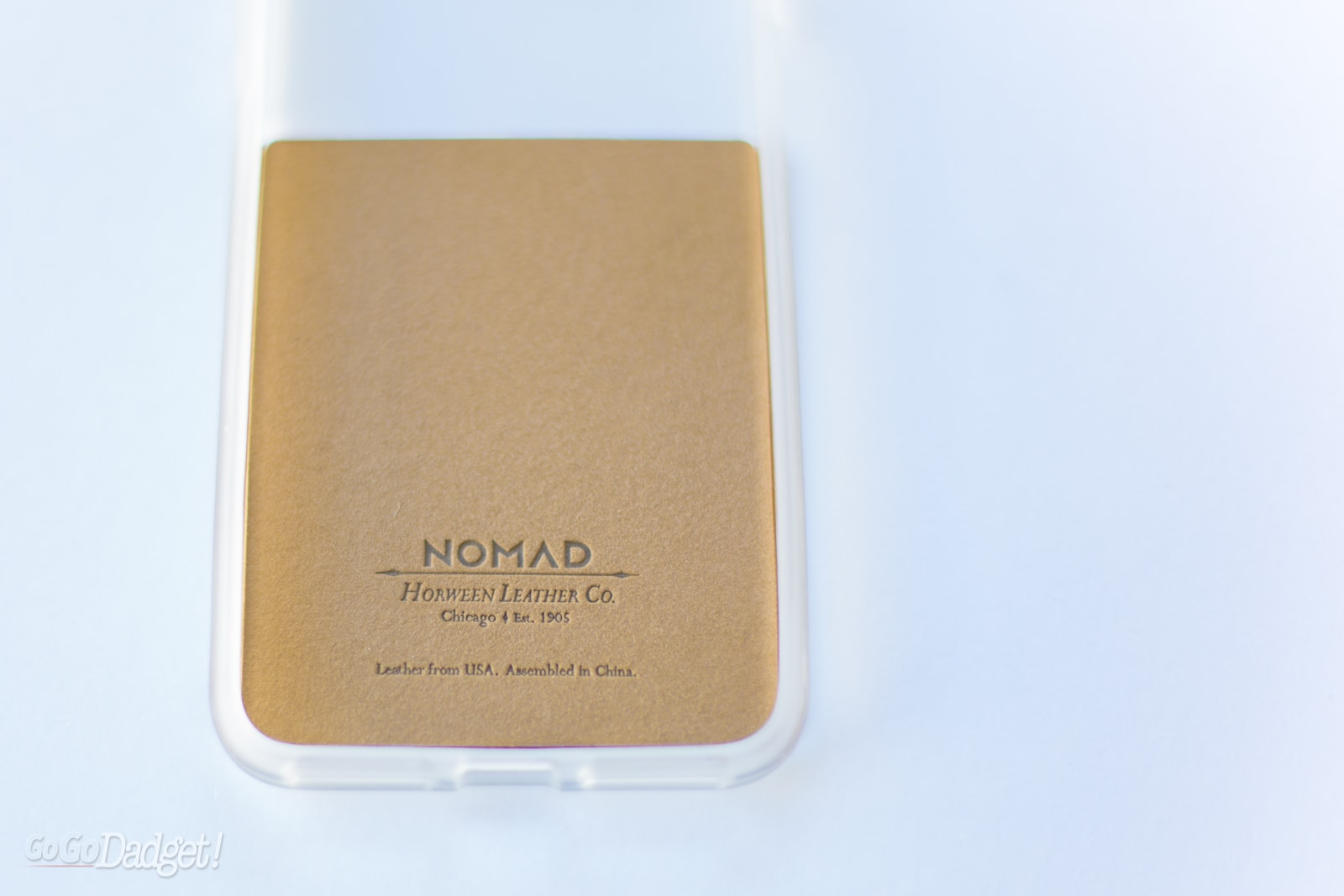 reputable site fb46f cea3a Nomad iPhone 8 Plus Clear Case: Quick Review | GoGoDadget