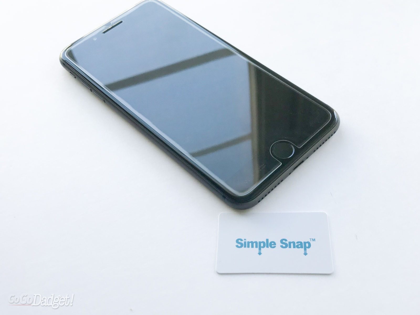 Iphone 8 Plus Simple Snap Screen Protector Quick Review