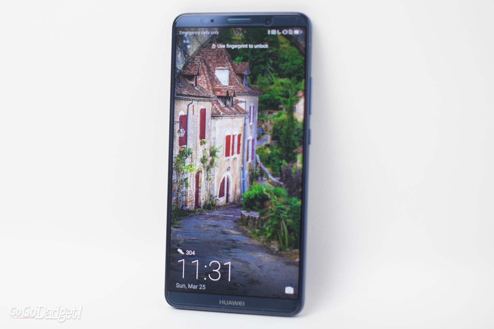 The Huawei Mate 10 Pro Is Stunning   GoGoDadget